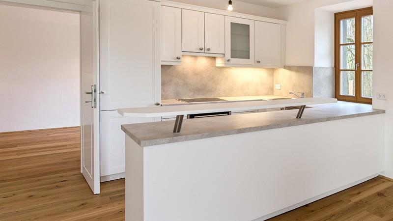 Küche Mietwohnungen Neumühle